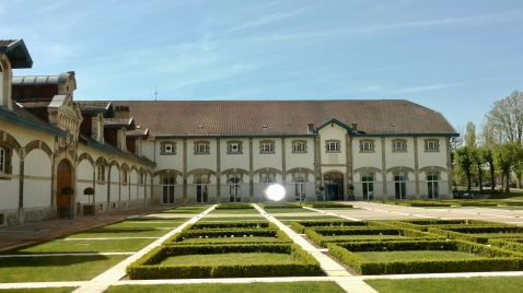 Maison Ruinart, patrimônio universal.