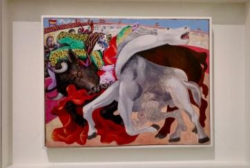 Picasso - Corrida: la mort du torero - 1933