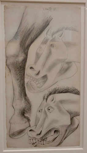 Estudo - Guernica