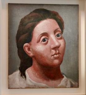 Picasso - Tête de Femme - 1921