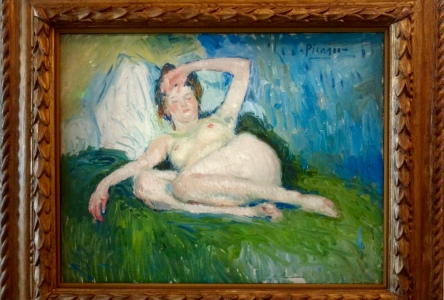 Picasso - Jeanne - 1901